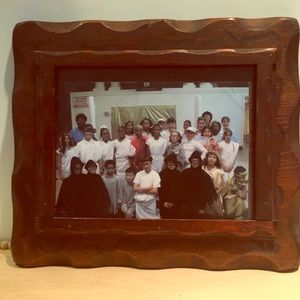 Other - Wood photo frame